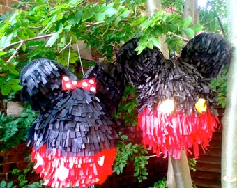 Minnie  Mouse Piñata