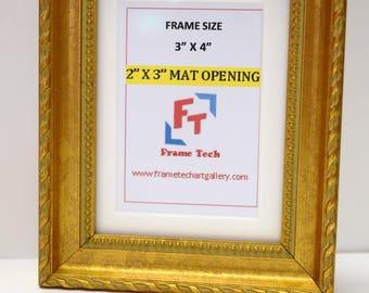 "2""x3"" Miniature Photo Frame"