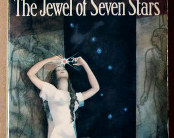 The jewel of the seven stars. Bram Stoker.