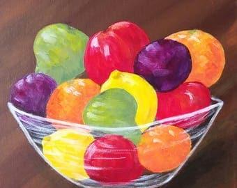 Plethora of Fruit
