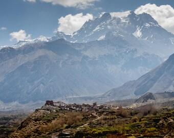Muktinath of the Himalayas
