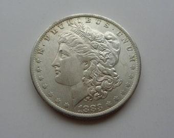 1883 O Morgan Silver Dollar - Nice Details!