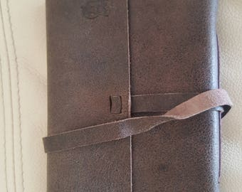 Refill Sketch Book - Genuine Leather, Brand New, Sketch, Notepad, Diary, Office