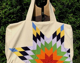 Native Star Duffel Bag