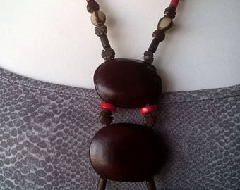 Handmade ethnic necklace