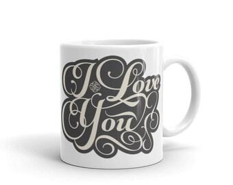 I Lvoe You Mug, I love you gift, I love you, I love you T-shirt, I lvoe you glass, I Lvoe You Gifts
