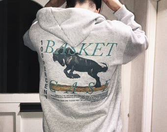 INCREASE, a hoodie