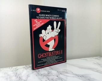 Ghostbusters II : A Novel by B.B. Hiller (Movie Tie-in Paperback)
