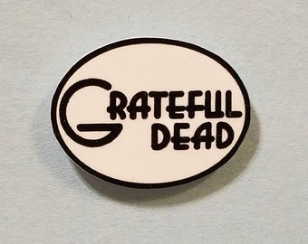 "Wake Of The Flood Style ""Grateful Dead"" Pin - Grateful Dead"