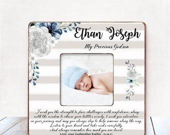 BAPTISM GIFT BOY Godson Baptism gift Godson Christening Gift Baby Boy Baptism Gift Boy Baptism gift for Godson from Godmother Gift Godson