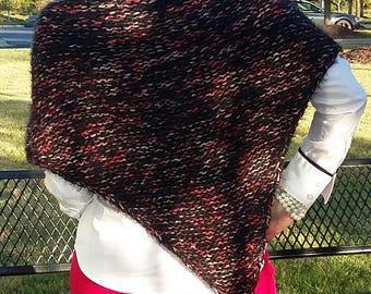 Triangle shoulder wraps
