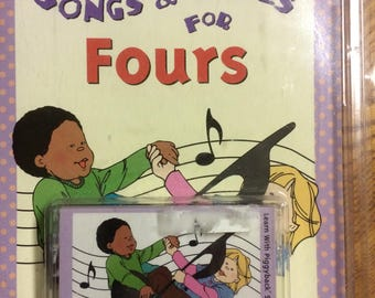 Songs and Games for Fours