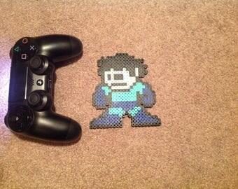 Megaman 8-Bit without Helmet