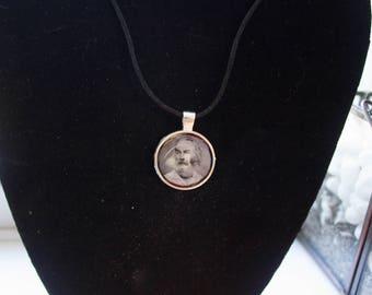 Walt Whitman Necklace