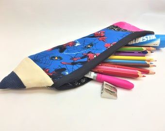 Spiderman Pencil Pencil Case