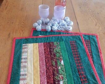 Christmas Table Decorative Mats