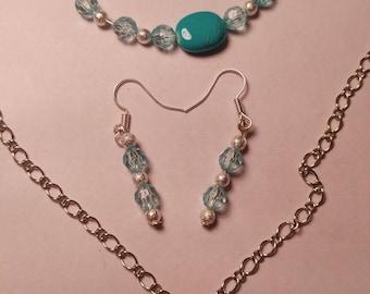 Three Piece Jewellery Set