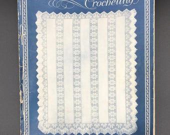 Manual of Crocheting Vintage Booklet - (SW088ET)