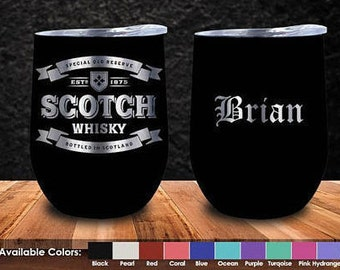 Scotch Whiskey Cup