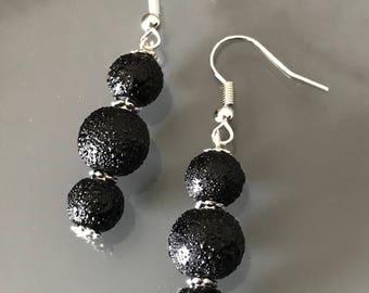 Blister Pearl Earrings