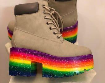 Over the Rainbow Platforms