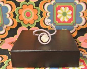 psyche pearl bracelet