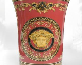 Rosenthal Versace Medusa Vase 18 cm