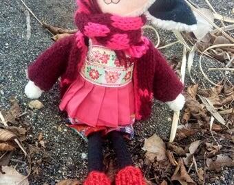 PUPIS DOLL - Lamb Doll