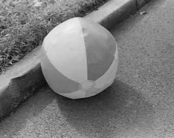 beach ball - digital download