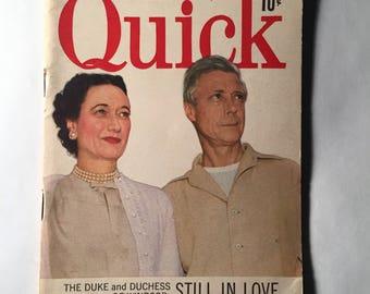 Quick Magazine News Weekly February 26, 1951