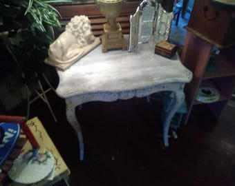 Shabby Chic French Tea Table