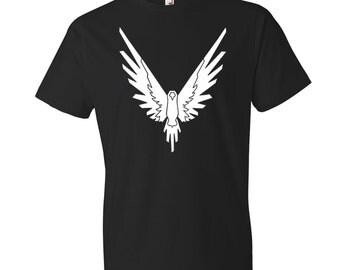 Logan Paul Maverick T-Shirt. Maverick Logan Paul Shirt. Logang Merch. Logan Paul Merch. S-3XL.