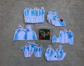 BTS Season's Greetings Stickers