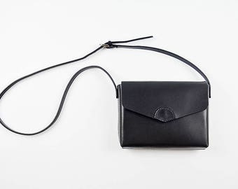 Minimalist Leather Small Crossbody bag/leather Crossbody/cross body bag/leather satchel for women/leather shoulder bag/everyday bag womens