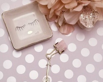 Sparkled Pink Arrow; pen clip, pen loop