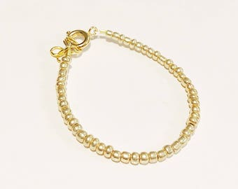 Mini Gold Baby Bracelet/Accessory