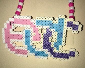 EDC Kandi necklace