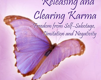 Releasing and Clearing Karma Guided Meditation CD