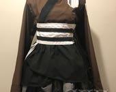 Eren Kimono Dress