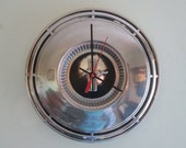 1968-70 Ford Mustang Radkappe Uhr Nr. 2591