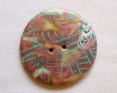 Extra Large Button 2-inch or 2 1/2 inch no. 303