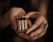Natürliche Parfümöl - Proben - wählen Sie 3 - für fremde Frauen Parfüm-