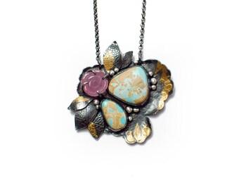 BLOSSOM necklace #2