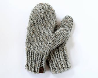 Men's Mittens // Knitted Mittens // Wool Mittens // Women's Mittens // Mittens for Kids // Custom Mittens