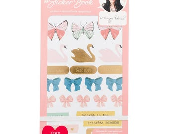 Maggie Holmes Designer #Sticker Book American Crafts Planner Sticker (344868)