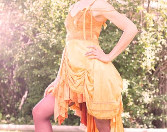 Ray of Sunshine Summer Sun Dress Super Soft vintage materials