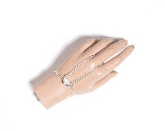 Petra Silver Stone Handpiece