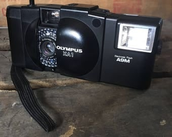 OLYMPUS XA1 - 35mm Vintage Film Photography Camera - Non Working Model AS IS