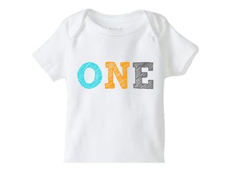 Boys 1st Birthday Shirt, 1st Birthday Shirt , Girls or Boys  Birthday Personalized tshirt , 1st Birthday Party Shirts, Birthday Party Shirts