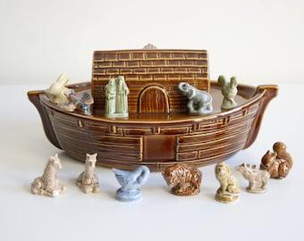 Wade England Noah's Ark Collection